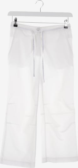 Marc Cain Freizeithose in S in weiß, Produktansicht