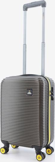 National Geographic Reisegepäck 'Abroad' in khaki, Produktansicht