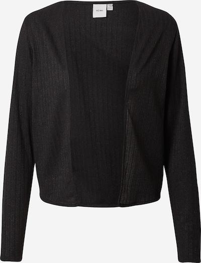 ICHI Cardigan en noir, Vue avec produit