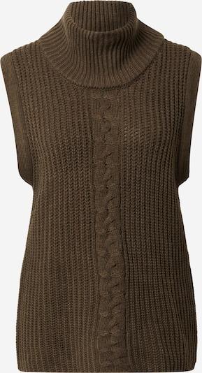 Cream Pullover 'Mikop' in khaki, Produktansicht