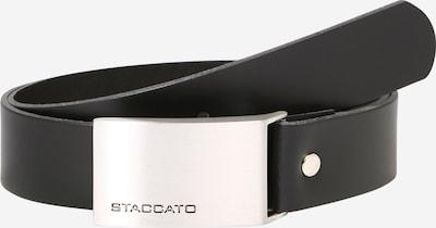 STACCATO Gürtel in schwarz, Produktansicht