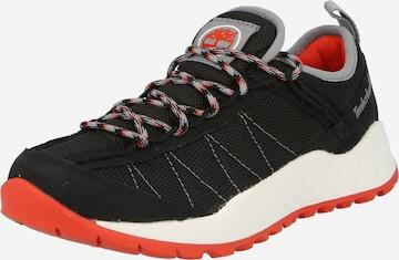 TIMBERLAND Sneaker 'Solar Wave Low Fabric' in Schwarz