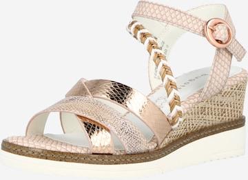 bugatti Sandale 'Esra Evo' in Pink