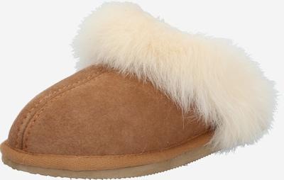 SHEPHERD OF SWEDEN Pantofle - písková / karamelová, Produkt