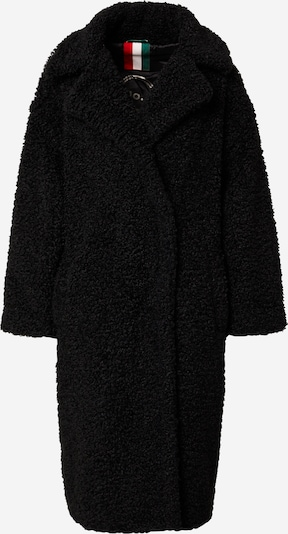 No. 1 Como Mantel 'NOEMI T' in schwarz, Produktansicht
