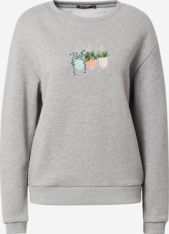 GREENBOMB Sweatshirt i grå
