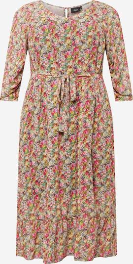 Zizzi Kleid 'MASTRID' in mischfarben / pink, Produktansicht
