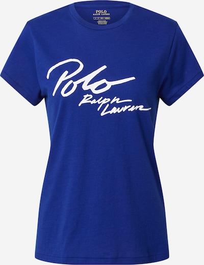 Tricou Polo Ralph Lauren pe albastru / alb, Vizualizare produs