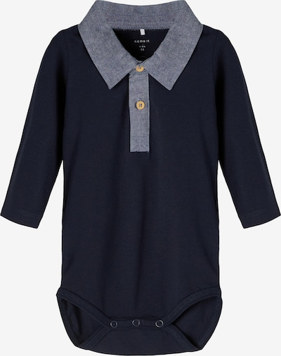 NAME IT Dječji bodi 'Fiton' u safirno plava / golublje plava, Pregled proizvoda