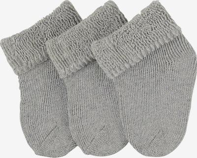 STERNTALER Socken in grau, Produktansicht