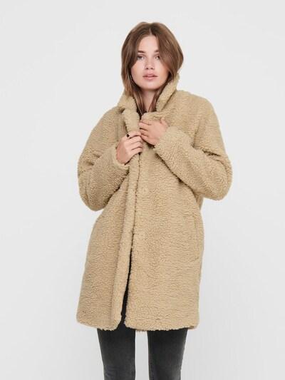 ONLY Manteau mi-saison en beige, Vue avec modèle
