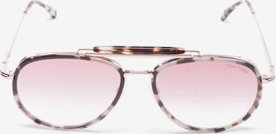 Tom Ford Sonnenbrille in One Size in braun / grau, Produktansicht