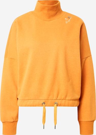 Ragwear Sweatshirt 'SAVERIA' in curry, Produktansicht