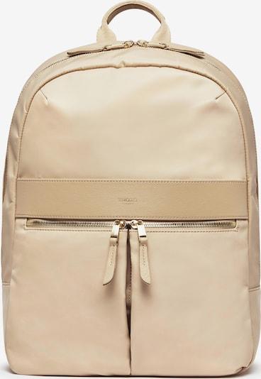 KNOMO Rucksack in beige, Produktansicht