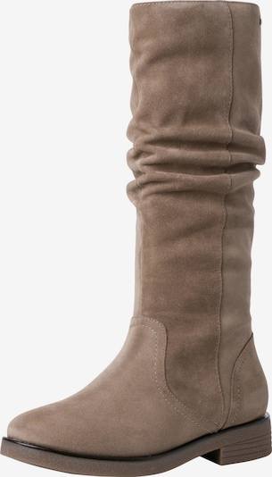 s.Oliver Ankle Boots in Dark beige, Item view