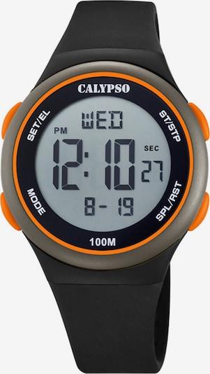 CALYPSO WATCHES Uhr in orange / schwarz, Produktansicht