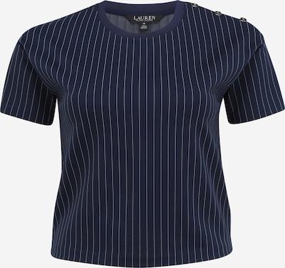 Lauren Ralph Lauren Camiseta 'FREYA' en navy / blanco, Vista del producto
