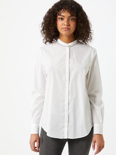 Bluză 'Befelize 18' BOSS pe offwhite, Vizualizare model