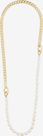 Lanțuri 'Precious' Pilgrim pe auriu / alb natural, Vizualizare produs