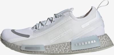 ADIDAS ORIGINALS Sneaker 'NMD_R1 Spectoo' in blau / schwarz / weiß, Produktansicht