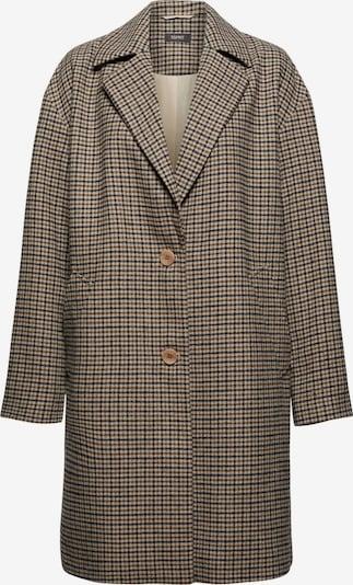 Esprit Collection Mantel in beige / dunkelblau / khaki, Produktansicht