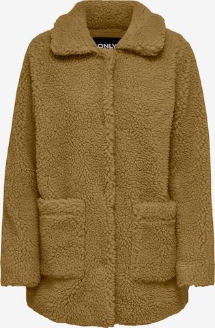ONLY Overgangsjakke 'Aurelia' i brun