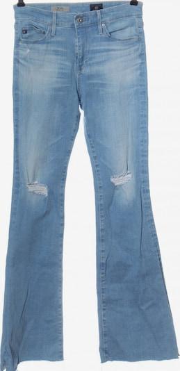 Adriano Goldschmied Jeansschlaghose in 27-28 in blau, Produktansicht