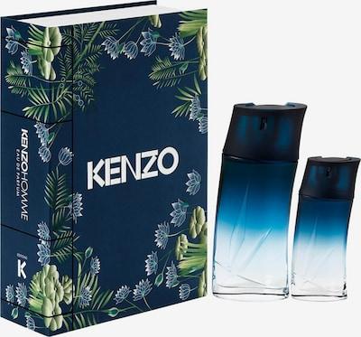 KENZO Geschenkset in blau / grün, Produktansicht