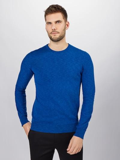 Megztinis 'Amiox' iš BOSS , spalva - mėlyna: Vaizdas iš priekio
