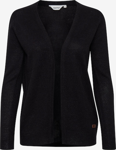 Oxmo Strickjacke 'NENA' in schwarz, Produktansicht