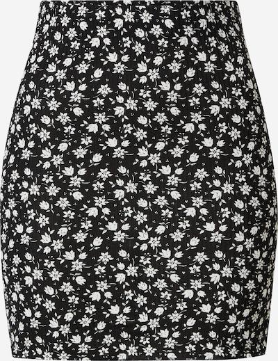 Trendyol Nederdel i sort / hvid, Produktvisning