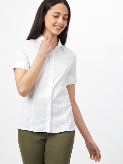 HUGO Bluza 'Eshila' u bijela, Prikaz modela