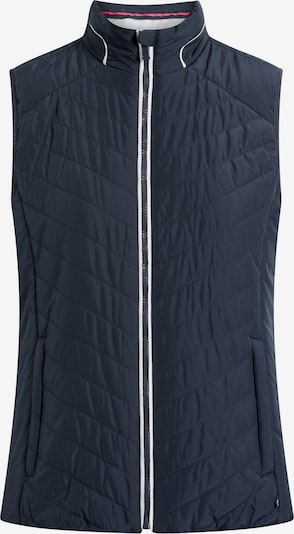 Sea Ranch Bodywarmer 'Savannah' in de kleur Navy, Productweergave