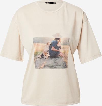 Trendyol T-Shirt in nude / mischfarben, Produktansicht