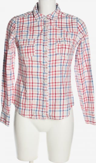 BLEND Blouse & Tunic in M in Blue / Red / White, Item view