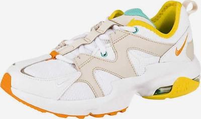 NIKE Sportschoen 'Air Max Graviton' in de kleur Beige / Turquoise / Geel / Wit, Productweergave