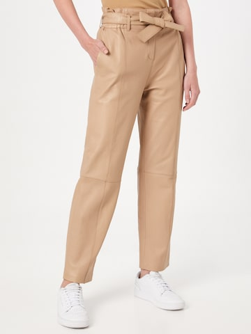 REPEAT Trousers in Beige