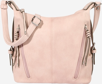 TOM TAILOR Tasche 'Caia' in Pink