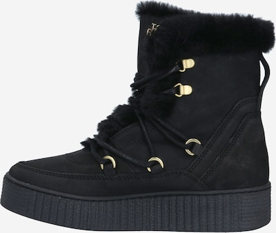 Sniego batai iš TOMMY HILFIGER , spalva - juoda, Prekių apžvalga
