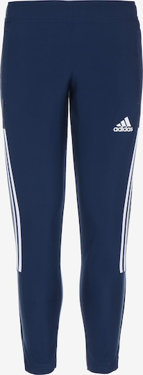 ADIDAS PERFORMANCE Sporthose 'Tiro 21' in blau / weiß, Produktansicht
