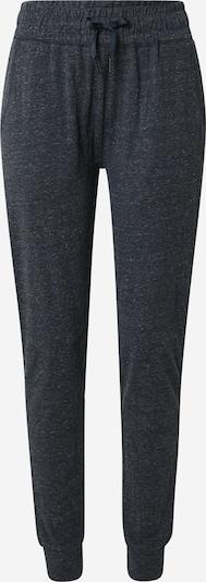 Athlecia Pantalon de sport 'Chestine' en bleu foncé, Vue avec produit