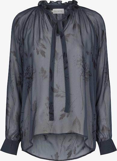 ECHTE Bluse in blau, Produktansicht