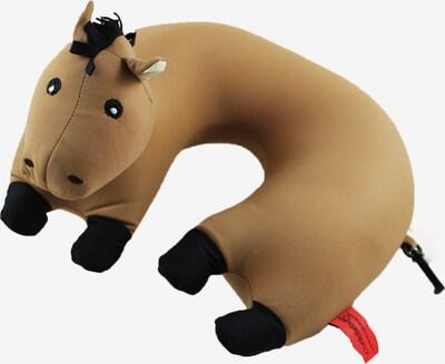 CuddleBug Nackenhörnchen U Kids Travel Horse in braun, Produktansicht