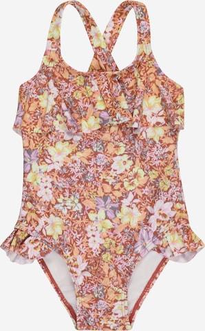 Cotton On Ujumistrikoo 'AMBER FRILL', värv oranž