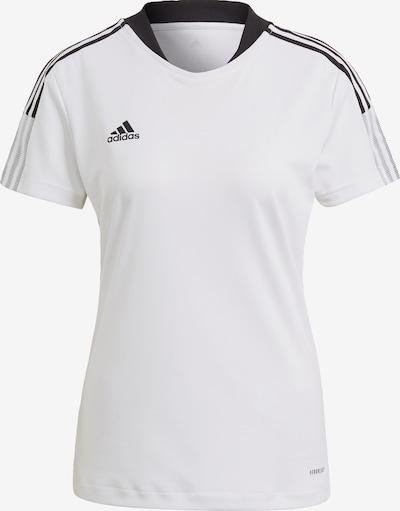 ADIDAS PERFORMANCE Tricot 'Tiro 21' in de kleur Zwart / Wit, Productweergave