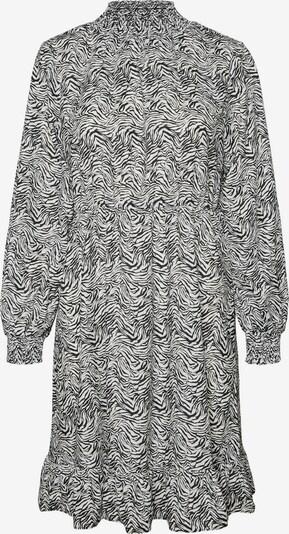 VERO MODA Kleid 'Lisa' in schwarz / naturweiß, Produktansicht