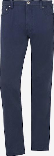 Jan Vanderstorm Pantalon 'Dag' en bleu, Vue avec produit