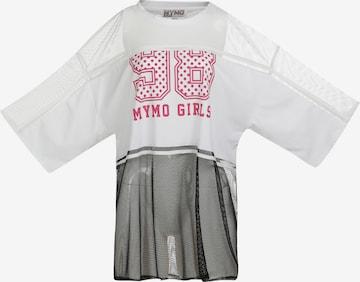 myMo ATHLSR Shirt in Weiß