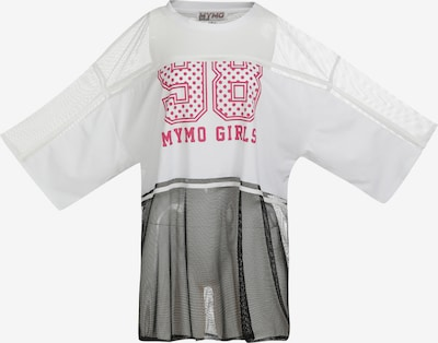 Maglia funzionale myMo ATHLSR di colore rosa / nero / bianco, Visualizzazione prodotti