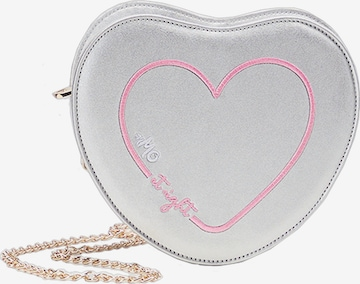 myMo at night Clutch in Zilver